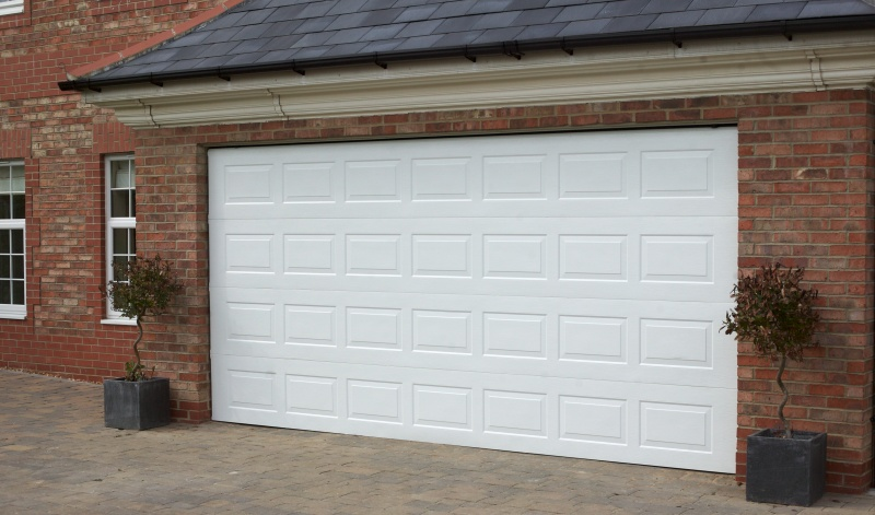 Gliderol Oxford Insulated Sectional Garage Door Many